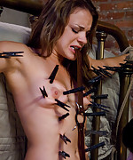 Two roommates in lesbian bdsm roleplay