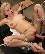 Bondage, rough sex, manhandling and humiliation